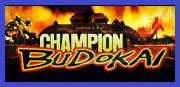 Champion Budokai Tournoi Nord